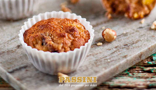 Muffin con fichi caramellati al Rum
